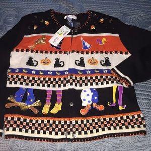 NWT Halloween Sweater